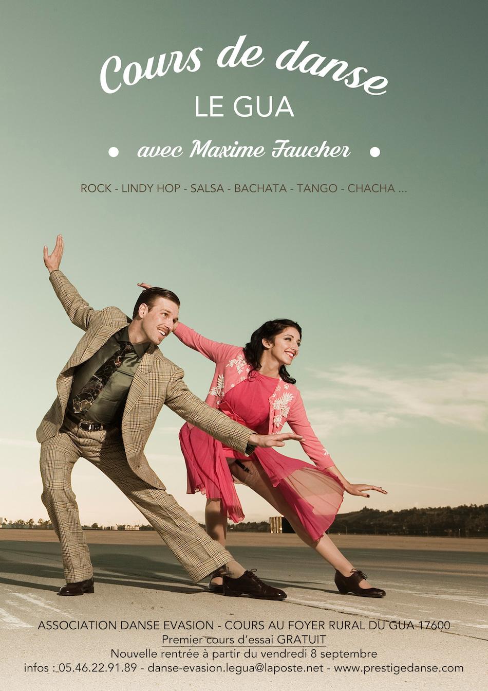 affiche le gua