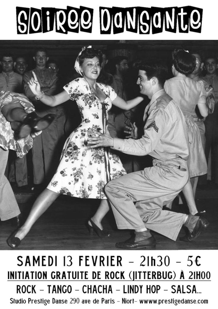 Soirée dansante 15.1